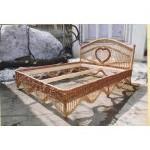 Кровати плетеные