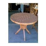 Столы плетеные