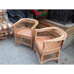 Кресла плетеные